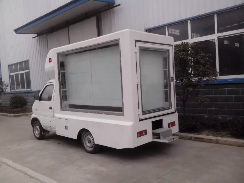 福田流动售货车图片价格