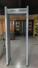 6区位安检门是安检设备中常用的探测人体是否携带金属的通过式探测器