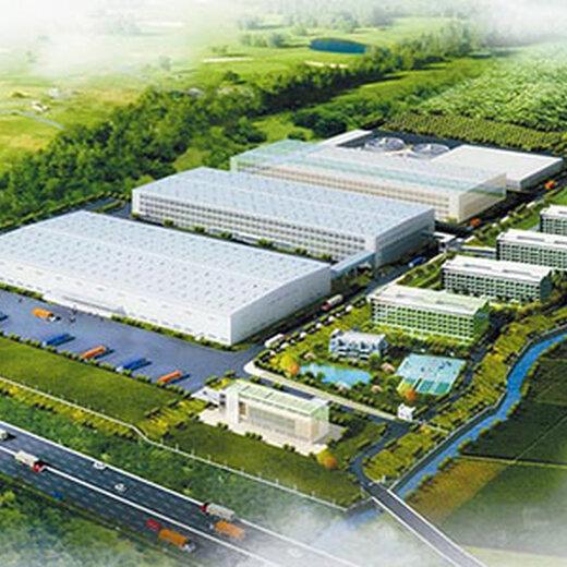 建材產業園概念規劃設計張家口市宣化區建材產業園概念規劃設計