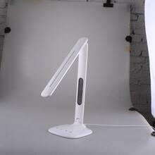 新品牌招商LED折叠阅读学习台灯时尚超薄触摸调光创意商务LED多功能礼品台灯学生学习读书LED护眼台灯
