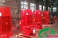 边立式结构单级单吸喷淋消防泵