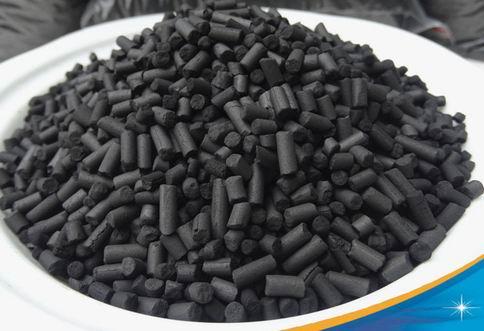 河南柱状活性炭价格煤质柱状活性炭