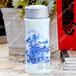 陶瓷茶杯厂家,镂空雕花,精美陶瓷保温杯