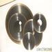 郑州锐丰1A1R150/1.2/40光学石英玻璃管切割片/锯片刀片