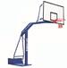 厂家直销价钱阳江市学校标准箱式移动篮球架小学升降式篮球架