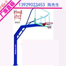 罗定篮球架厂家直销固定标准篮球架箱式移动篮球架乡村篮球架图片