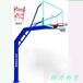 海南省抗台风篮球架供应厂家广东给力体育厂直销