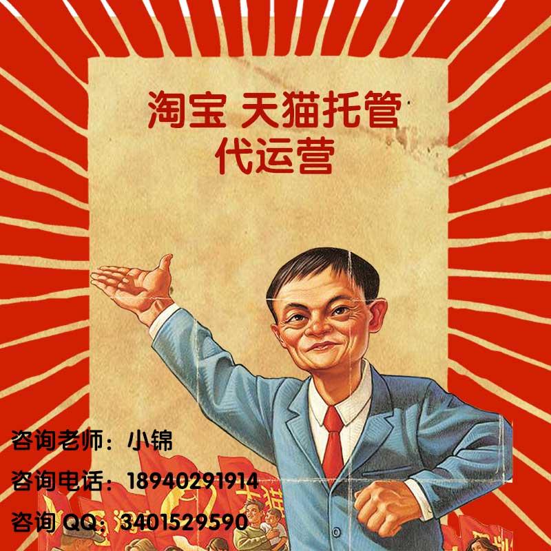 鞍山淘宝网店代运营美工装修公司