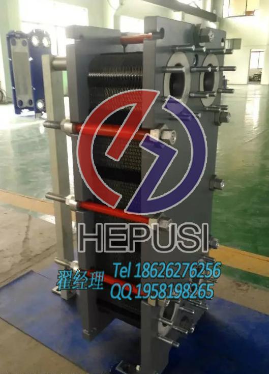 供应宁波板式换热器清洗阿法拉伐M30板式换热器密封胶垫更换