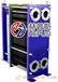 供应阿法拉发板式换热器清洗维护