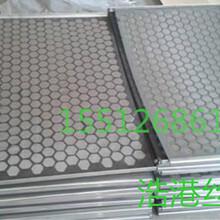 东莞耐磨双层粘合板式石油筛网直销厂家
