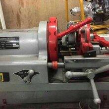3寸套丝机钢管套丝机各极转速调整方便