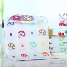 厂家直销纯棉儿童毛巾便宜婴幼儿口水巾图片