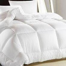 广西星级酒店羽丝绒被芯酒店客房床上用品酒店布草报价单