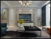 滕州裝修裝飾人和藍灣147平方現代簡約風格家裝案例三室兩廳的裝修效果圖!