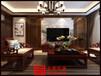 滕州龍泉灣130平方三室兩廳兩衛裝修,新中式風格效果沉穩大氣!滕州原柳娜