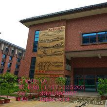 体育浮雕体育运动主题铜浮雕体育标语口号文化墙制作图片