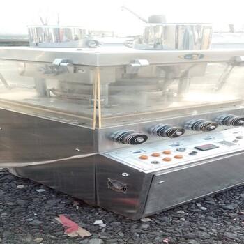 出售二手壓片機二手ZP-37旋轉式壓片機