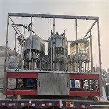轉讓二手飲料灌裝機二手碳酸飲料灌裝設備