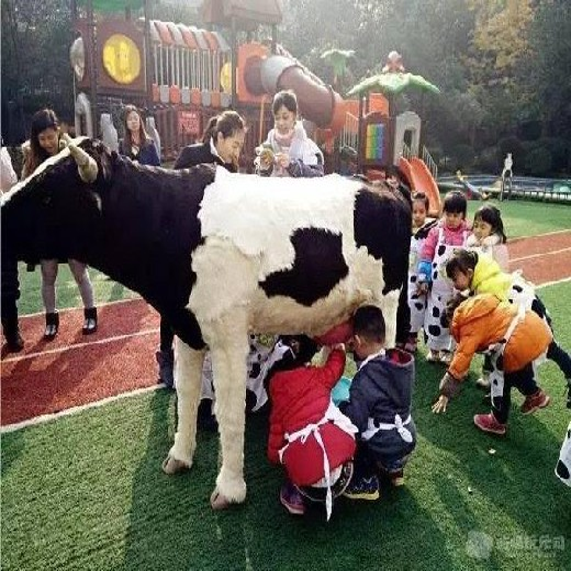 淮北仿真奶牛價格
