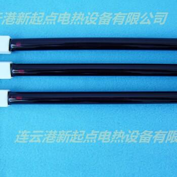 供應江蘇省東海碳纖維石英加熱管﹍紅寶石石英加熱管生產基地