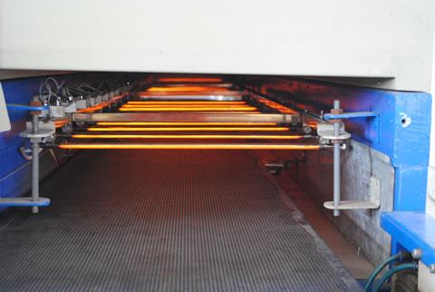 半镀白高效碳纤维加热管丶节能碳纤维加热管