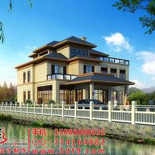 杭州临安做别墅外墙室外效果图的临安要设计别墅室外效果图设计制作