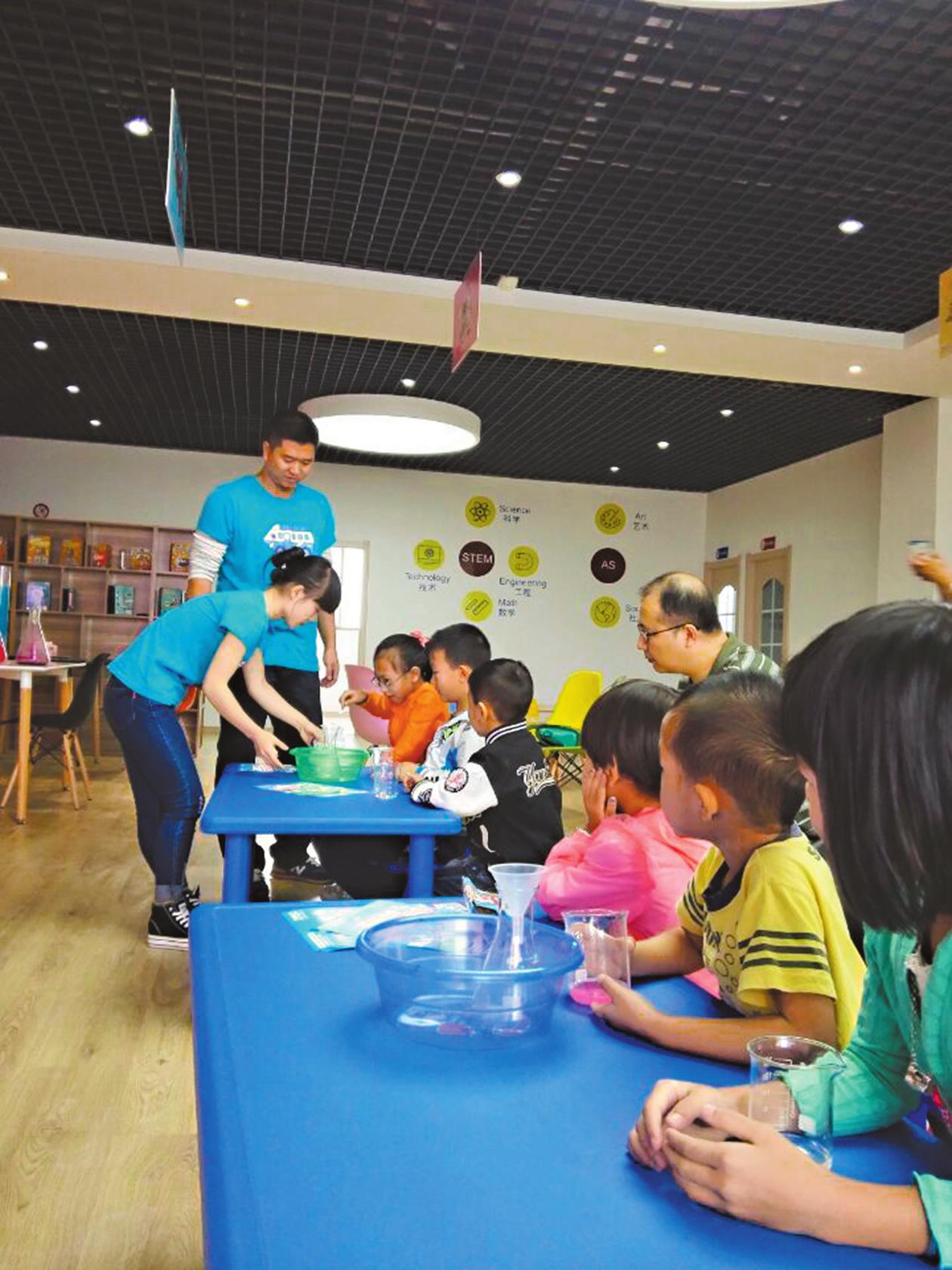 南宁青秀区培训儿童动手能力学校