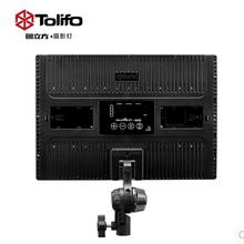 Tolifo图立方PT-650B魅影LED摄像补光灯双调光图片