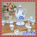 景德鎮陶瓷自動酒具訂做廠家招待貴賓喝酒聊天陶瓷工藝品