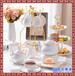 水杯套装英式下午茶茶具套装欧式优雅家用组合套装15头陶瓷咖啡具