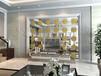拼镜背景墙5-8mm超白银镜茶镜客厅电视餐厅卧室厂家生产直销