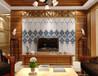 艺术玻璃背景墙拼镜镜砖软包卧室餐厅酒店KTV厂家直销批发定制