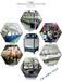 大瀚风供应移动式侧出风环保空调厂家直销高质量仓库通风降温排热换气设备节能水空调