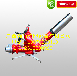 广西强盾供应PSY移动式消防水炮自摆消防水炮自动消防水炮