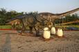 广西史前巨兽恐龙模型骨架出租出售