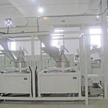 茶叶揉捻自动化生产线图片