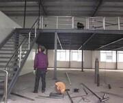 专业承接昌平区阁楼楼梯制作钢结构二层搭建图片