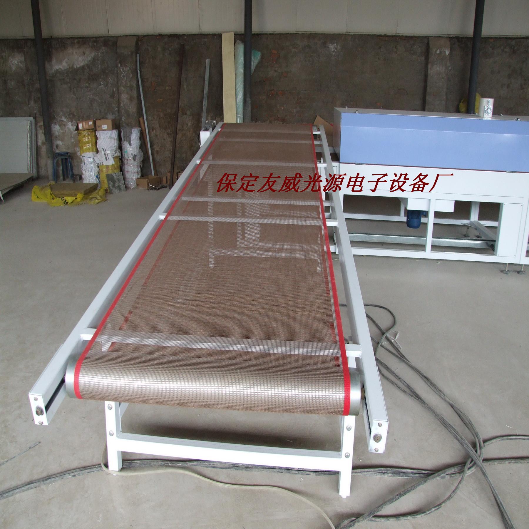 厂家定做隧道烘干机印花连续网带式烘干机