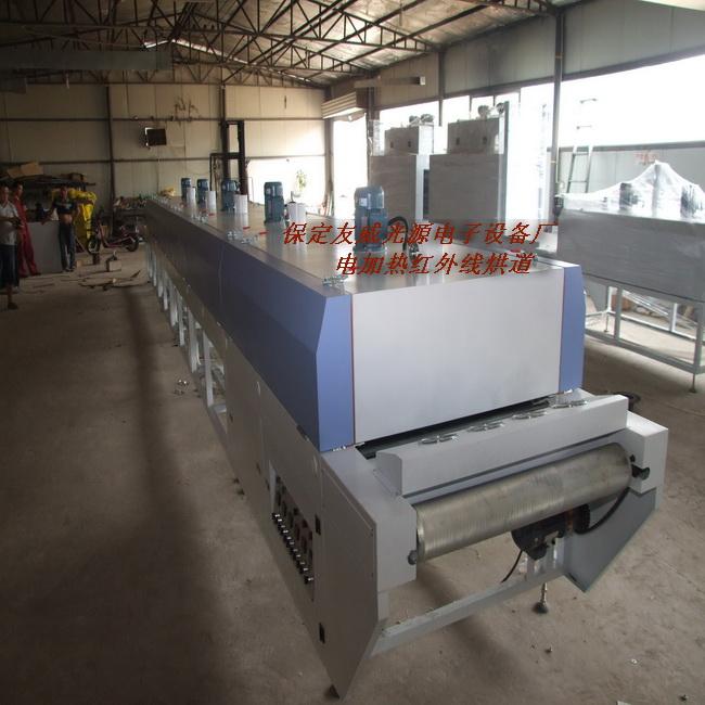 厂家定做丝印烘干机印花带式烘干机丝印烘干流水线
