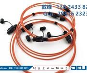 三菱PLC通讯光纤CA7103光纤跳线图片