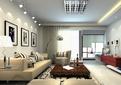 成都客厅装修步骤/成都别墅室内装饰效果特点