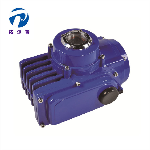 拓尔普专业生产精巧型电装配电动球阀Q941F-16C成套精小型电动执行器蓝色