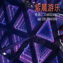 镜子迷宫设计图,厂家直销游乐设备