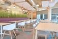 """幕墙的六款""""外衣""""的上身效果(冲孔板、造型铝单板、木纹铝单板、艺术镂空板、雕花板、蜂窝板等)"""