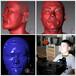 专业产品模具三维扫描仪人体人像立体3D扫描仪逆向工程抄数机?#22681;?#35302;拍照式3D扫描仪