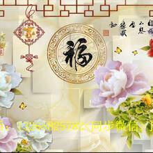 深圳厂家直销精工瓷砖集成背景墙uv平板打印机