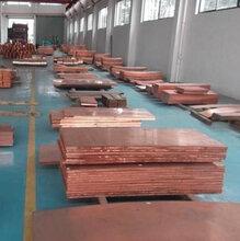 现货供应T2紫铜板C1100红铜板厚度0.8-6mm材质保障