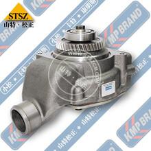 苏州供应小松PC300-7水泵6743-61-1530小松原厂水泵小松纯正配件