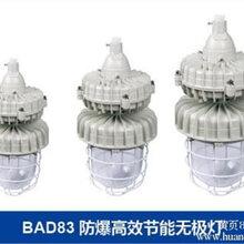 BAD83高效节能无极灯油站灯三防防爆防腐平台灯厂家直销
